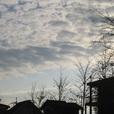 存在感のある雲