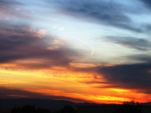 空はキャンバス